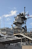 USS Missouri Battleship in Honolulu Stock Photos