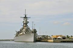 USS Missouri BB-63 ` Mo Możny ` obrazy stock