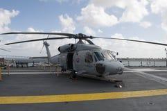 USS mittler Lizenzfreies Stockfoto