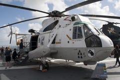 USS mittler Lizenzfreie Stockfotos
