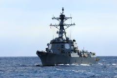 USS Nitze Fotografia Stock