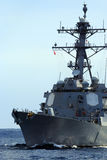 USS Nitze Stock Photography