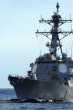 USS Nitze Stock Photography