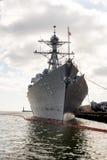 USS Oscar Austin Royalty Free Stock Photography