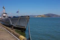 USS Pampanito Image libre de droits