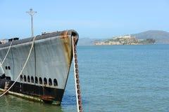 USS Pampanito (SS-383), San Francisco, USA Royalty Free Stock Images