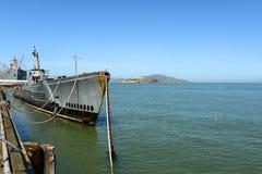 USS Pampanito (SS-383), San Francisco, USA Stock Image