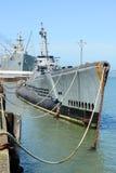 USS Pampanito (SS-383), San Francisco, USA Royalty Free Stock Photo