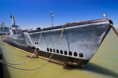 USS Pampanito submarine, San Francisco Stock Photo