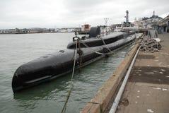 USS Pampanito submarine, San Francisco royalty free stock photos