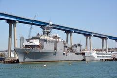 USS Pearl Harbor Photos libres de droits