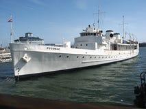 USS Potomac Immagini Stock Libere da Diritti