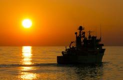 USS Prevail Stock Photos