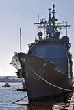 USS Princeton image stock