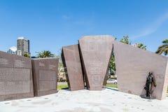 USS San Diego Memorial Imagens de Stock Royalty Free