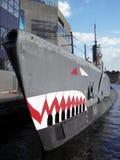 USS Torsk-Unterseeboot lizenzfreie stockbilder