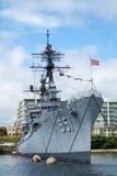USS Turner Joy Imagen de archivo