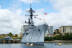 USS Turner Joy Stock Images