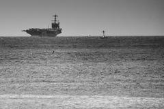 USS Washington stockfotografie