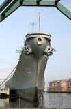 USS Wisconsin Royalty Free Stock Photography