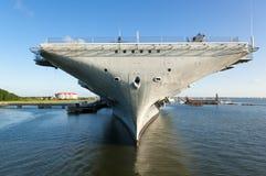 USS Yorktown Стоковое фото RF