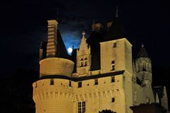 Usse Castle Stock Photography
