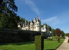 Usse Castle, Loire Valley, France Stock Photos