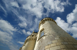 Usse Castle, Loire Valley, France Stock Photo