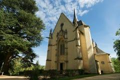 Usse Castle, Loire Valley, France Stock Image