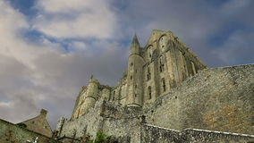 Usse Castle, Loire Valley, France --also known as Sleeping Beauty's Castle.  stock video