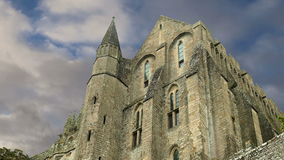 Usse Castle, Loire Valley, France --also known as Sleeping Beauty's Castle.  stock footage