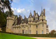 Usse chateau Royalty Free Stock Photography