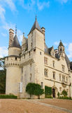 Usse chateauFrance Stock Photo