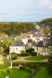 Usse, Pays-de-la-Loire, France Royalty Free Stock Photos