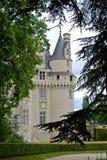 usse zamku Obrazy Stock