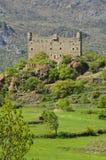 Ussel Castle - Chatillon (Aosta Valley) Royalty Free Stock Photos