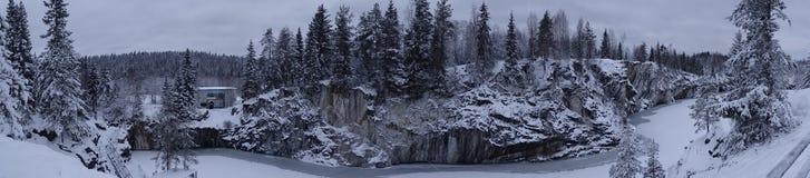 ussia Die Reise nach Russland Karelien Lizenzfreie Stockbilder