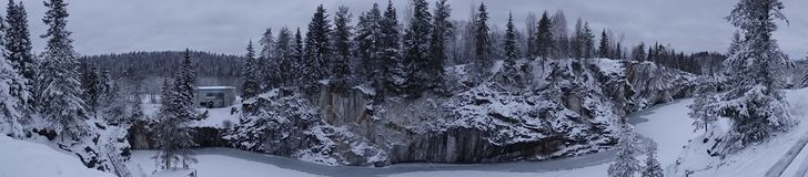 ussia Podróż Rosja Karelia Obrazy Royalty Free