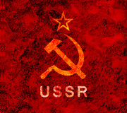 USSR Royalty Free Stock Image