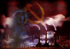 USSR Royalty Free Stock Photo