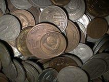 USSR coins Stock Photos