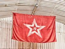 USSR flag Royalty Free Stock Photo