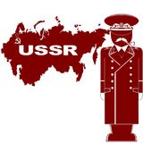 USSR-1 Stock Photo