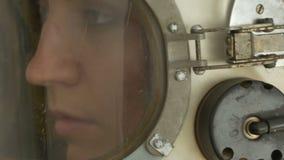 USSR kobiety kosmonauta zbiory wideo