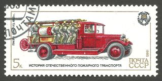Fire Engines, Pmz Stock Images