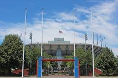 USTA国家网球中心 图库摄影