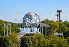 USTA国家网球中心 库存图片