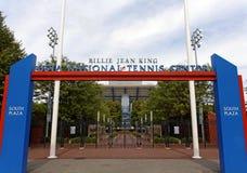 USTA Billie Jean King National Tennis Center Royalty Free Stock Photos