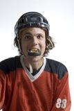 usta hokejowy puck vetical obrazy royalty free