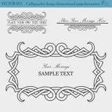 ustalanie ustawienia elementów projektu skarpetki są rozmieszczone szablonu tekstu drzewa wektora Obrazy Royalty Free